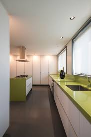 vent hood over kitchen island apartment green kitchen apartment in belo horizonte bali by