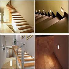 led step lights indoor aliexpress com buy 86mm diffused step light recessed stair corner