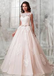 bateau lace wedding dress buy discount attractive tulle bateau neckline gown wedding
