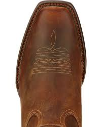 ariat men u0027s sport square toe western boots boot barn