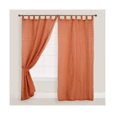 Orange Curtains For Living Room Best 25 Burnt Orange Curtains Ideas On Pinterest Burnt Orange