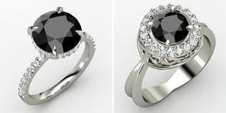 white rock rings images Rock the bling with a colored engagement ring jpg