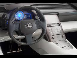 lexus lf lc interior 2005 lexus lf a concept dashboard 1920x1440 wallpaper