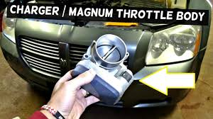 dodge charger throttle replacement removal 3 5 dodge magnum