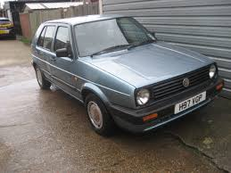 search results vw golf mk2 oc cars for sale