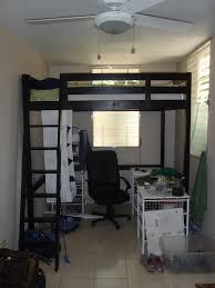 boys loft bed with storage sharp home design