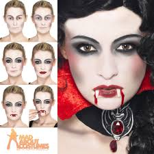 vampire make up kit fx dracula face paint halloween fancy dress