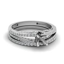 engagement ring settings only ring settings without center diamond fascinating diamonds