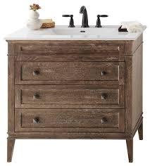 Bathroom Vanity Solid Wood by Ronbow Laurel Solid Wood 36