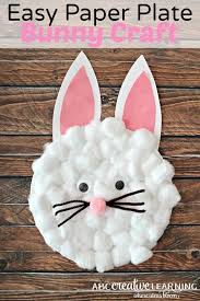 Easter Decorations Rabbits by Best 25 Preschool Easter Crafts Ideas On Pinterest Easter