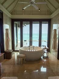 taj exotica maldives deluxe beach villa with pool bathtub bel