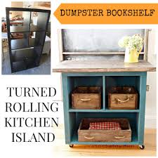 diy rolling kitchen island home design ideas and pictures