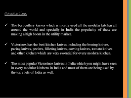 Which Kitchen Knives Are The Best Kitchen Acesssories For Modular Kitchen Tools
