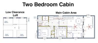 two bedroom cabin floor plans ulrich 2 bedroom cabins jellystone park