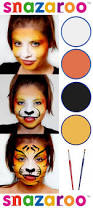 the 25 best tiger face paints ideas on pinterest halloween
