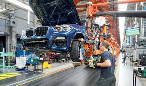 bmw factory robots bulk of post recession manufacturing jobs came from foreign