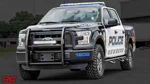 Ford F150 Truck Bumpers - 2016 ford f 150 police truck vehicle profile youtube