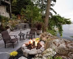 Natural Stone Patio Ideas All Time Favorite Vancouver Patio Ideas U0026 Remodeling Photos Houzz