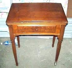 sewing machine table ideas sewing machine table ideas pallet sewing table pallet and old sewing