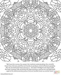 psychedelic ornaments coloring page free printable coloring pages