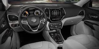 jeep compass interior 2015 2018 jeep cherokee facelift unveiled