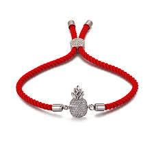 bracelet red images Red rope bracelet cymatic jpg