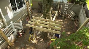 austin tree house builder