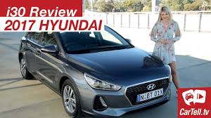 2017 hyundai i30 review cartell tv youtube