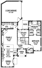 home plans with safe rooms narrow lot european design with safe room 36237tx