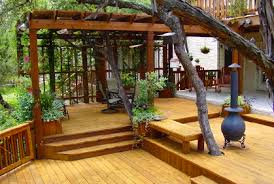 Free Wooden Deck Design Software by Outdoor Deck Designs Plans Pictures U0026 Designer Software