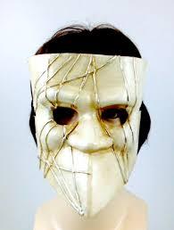 bauta mask paper mache phantasm bauta mask masks shop costume accessories