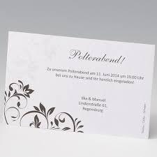polterabend karten 2 x black white save the date karte polterabend