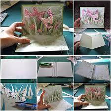 Handmade 3d Greeting Card Designs Step By Step