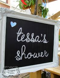 baby shower chalkboard it s a boy baby shower ideas hymns and verses