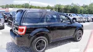 Ford Escape Awd System - 2012 ford escape xlt sport youtube