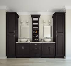 dakota espresso ready to assemble bathroom vanities bathroom
