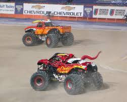 monster truck show today family fun monster jam at sun life stadium frugality is free