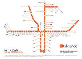Ttc Subway Map by Condo Prices By Toronto Ttc Subways Stops Talkcondo