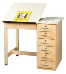 art table with storage adjustable drafting table desk combo if only i had somewhere to put