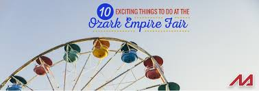 monster truck show springfield mo 10 exciting things to do at the ozark empire fair