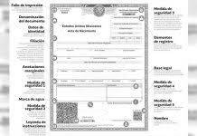 formato de acta de nacimiento en blanco gratis ensayos en michoacán actas de nacimiento ya se podrán imprimir desde casa