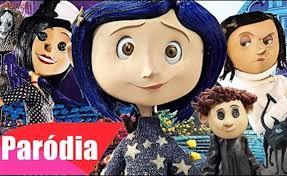 Filme Coraline Eo Mundo Secreto -