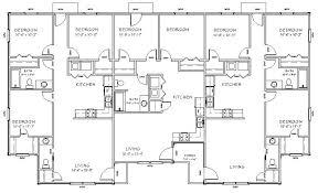 triplex plan house plans 58162
