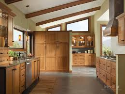 Merrilat Kitchen Cabinets Merillat Masterpiece Mesa In Oak Chocolate With Mocha Glaze
