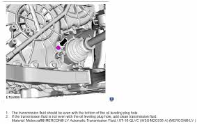 2014 ford fusion transmission any maintenance for c max transmission general discussion