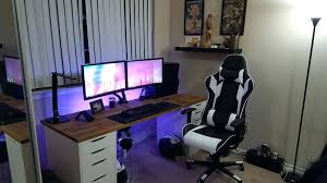 best desk for dual monitors corner laptop desk ryanbarrett me