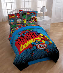 amazon com marvel superheroes microfiber 3 piece twin sheet set