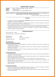 8 logistic resume sample mla cover page
