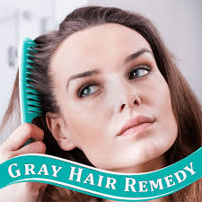 women in forties and grey hair gray hair remedy beautiful on raw