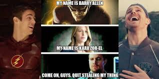 Ashton Kutcher Burn Meme - 20 hilarious arrow vs flash memes that will make you cry of laughter